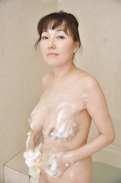 Misspend asian MILF in the..