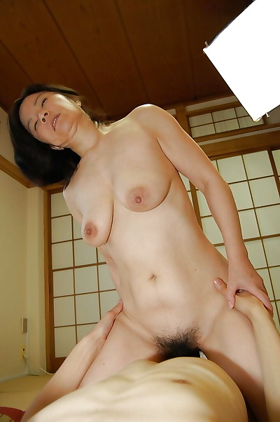 Slutty mature asian lady..