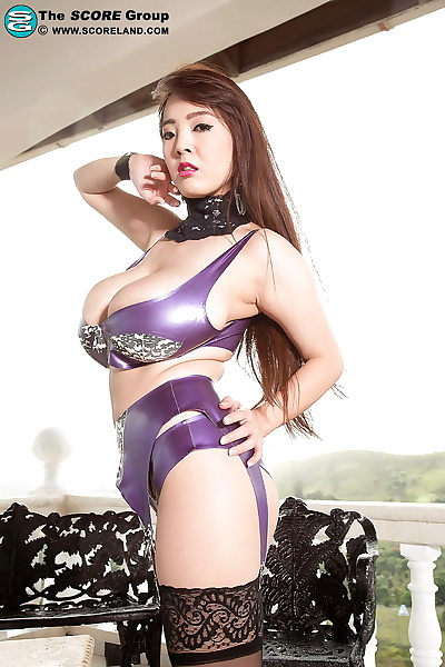 Majuscule titted japanese..