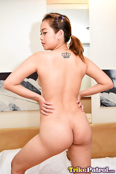 Small Asian slut Celine..