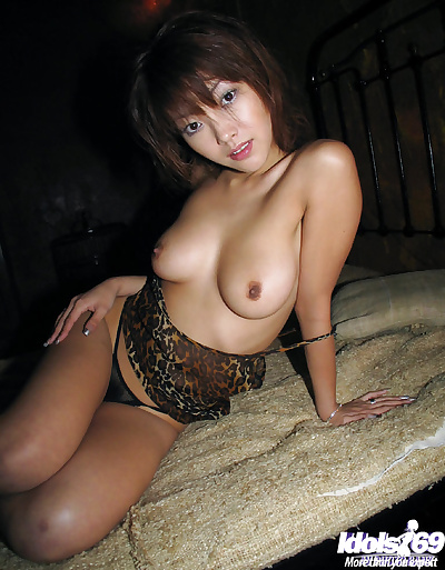 Slutty asian cutie at hand..