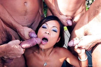 Cum vitalized sexy asian..