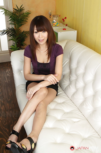Hot jun kusanagi shows her..