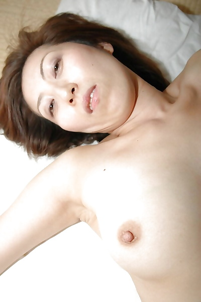 Slutty asian MILF gobbles a..