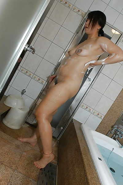 Peevish asian MILF in all..
