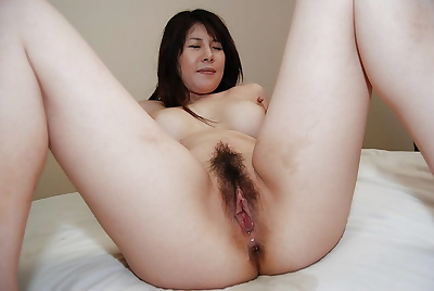 Sultry asian MILF..