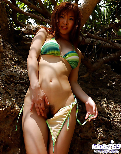 Dominate asian babe Adusa..