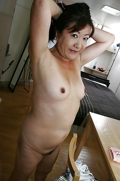 Vitiated asian granny with..